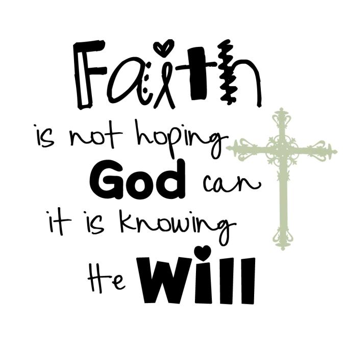 faith-is